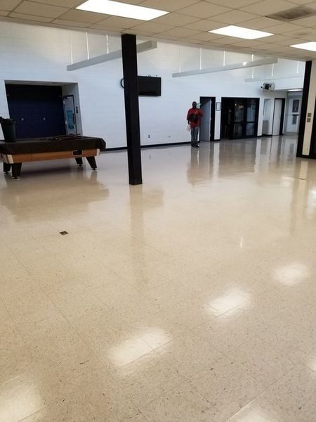 Westville Floor Stripping and Waxing by C&W Janitorial