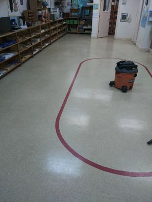 Daycare Strip & Wax (Before) in Columbia, SC (2)
