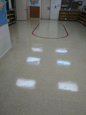 Daycare Strip & Wax (After) in Columbia, SC (1)