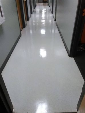 Floor Cleaning at Labcorp in West Columbia, NC (1)