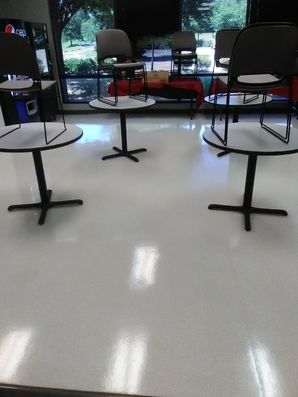 Floor Cleaning at Labcorp in West Columbia, NC (2)