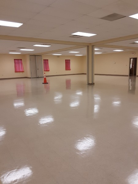 Before & After Floor Stripping & Waxing in Cayce, SC (3)